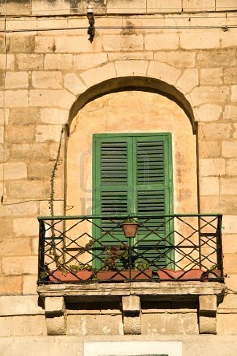 The maltese balcony maltese history heritage for Pic of balcony