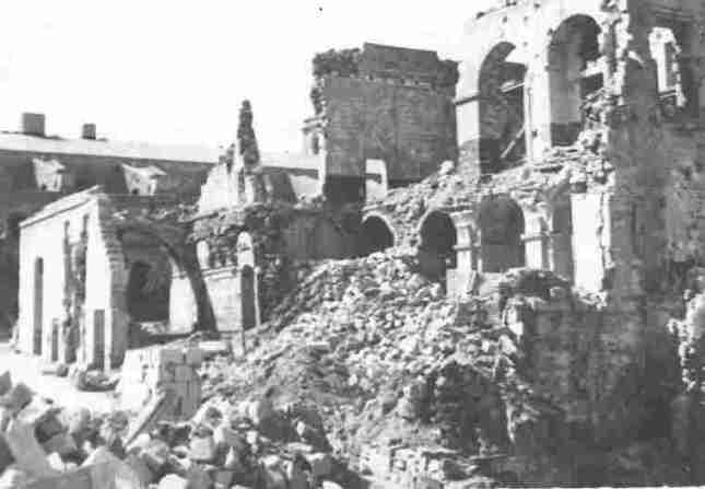 bombed aubfrance