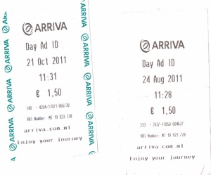 bus ticket 3