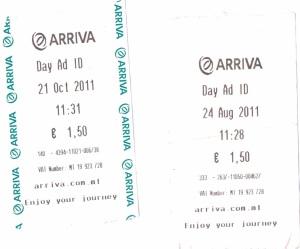 bus ticket 3