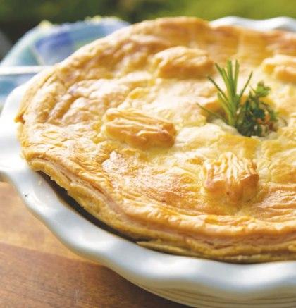 chestnut pie