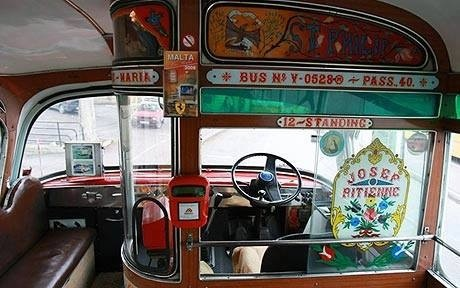Maltese Public Transport since 1856 | Maltese History & Heritage
