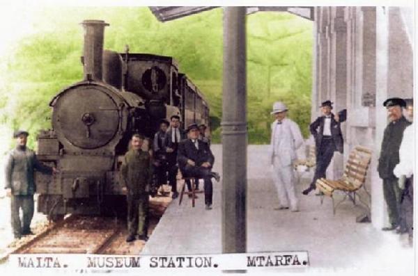 mtarfa station