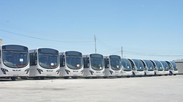 New Buses May 2014