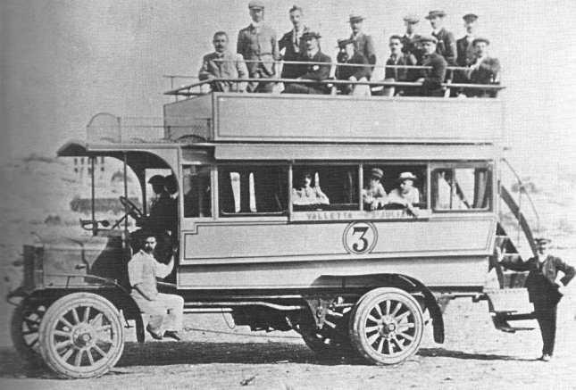 thorneycroft 1905