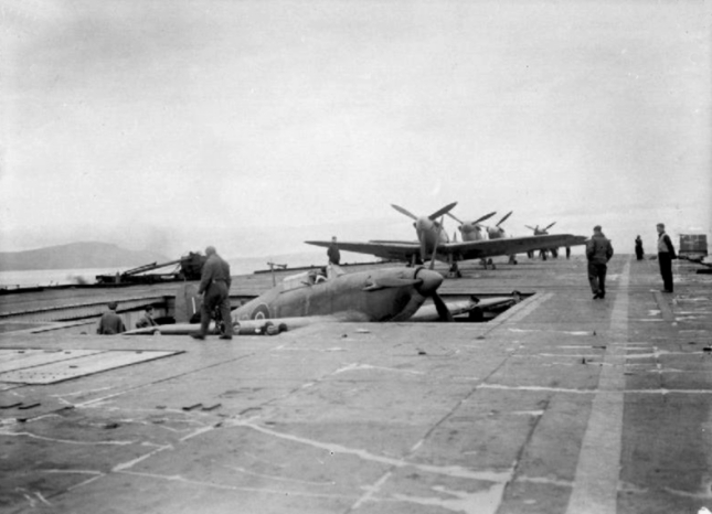 Sea_Hurricane_and_Seafires_on_HMS_Argus_(I49)_c1942