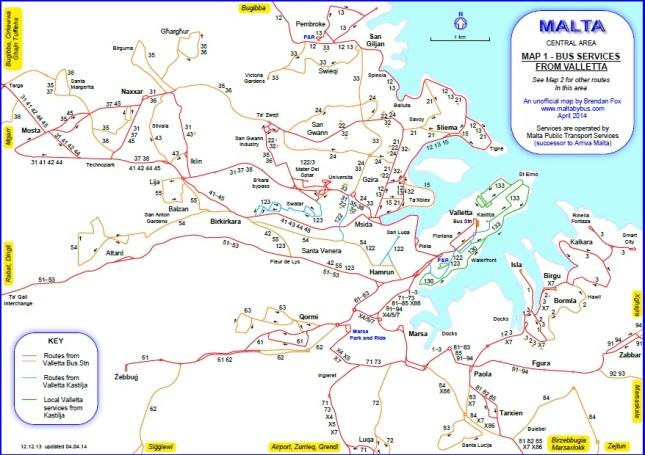 2014 - Map1