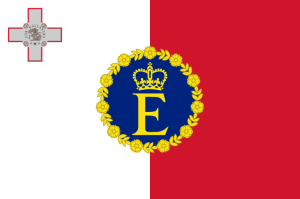 800px-Royal_Standard_of_Malta_(1964).svg