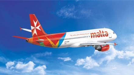 Air Malta rebranded