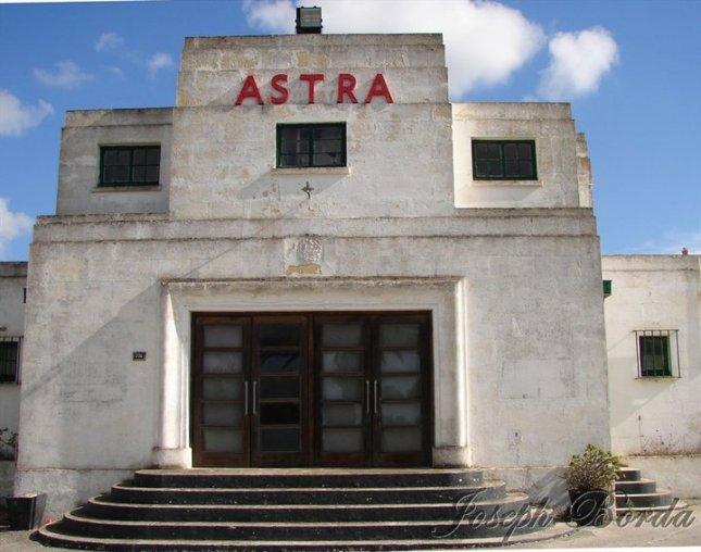 ASTRA RAF Luqa