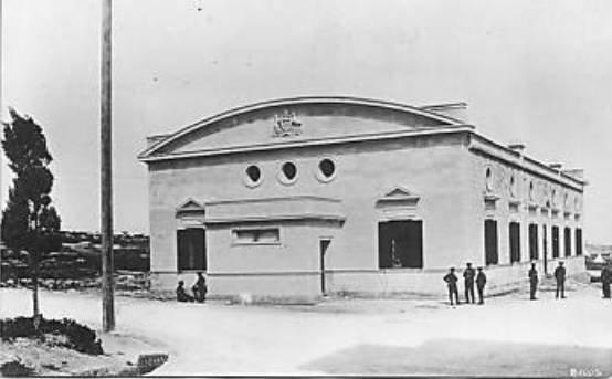 Australia Hall1