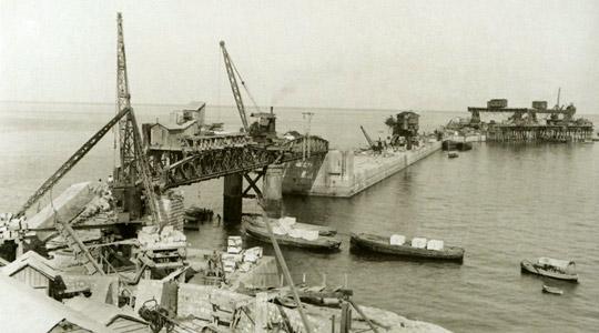 Breakwater 1910
