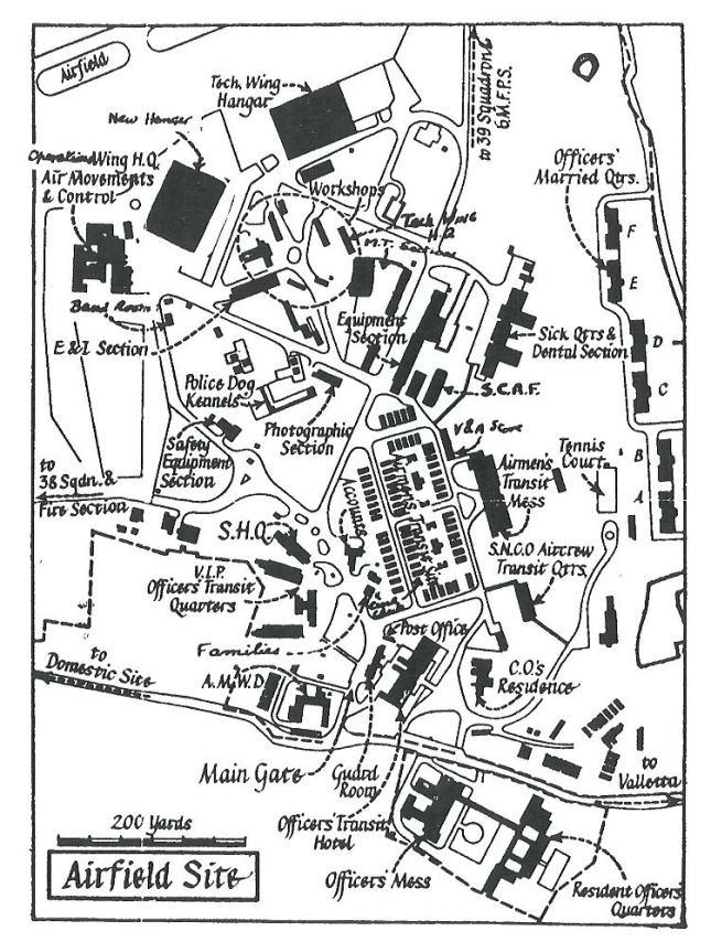 CH- airfield