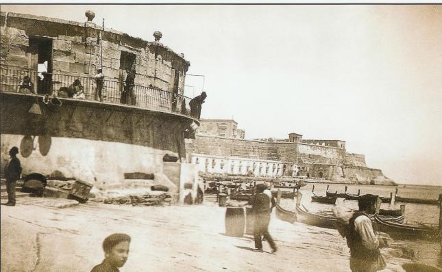 Fish Market Valletta 1910