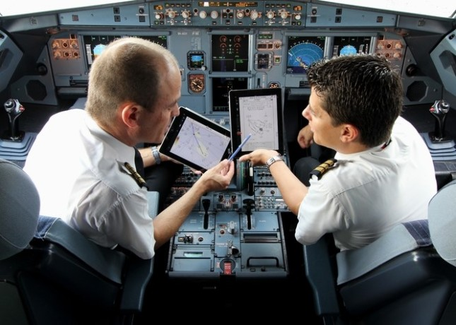 Flight ipads