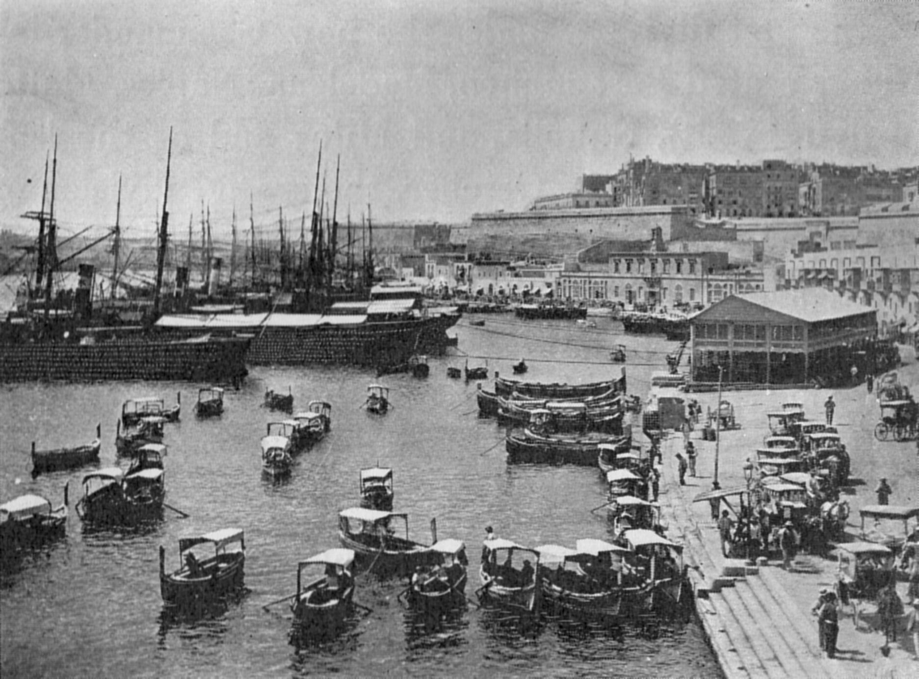 Grand Harbour Maltese History Amp Heritage