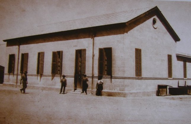 Ghajn Tuffieha Camp Church and Cinema