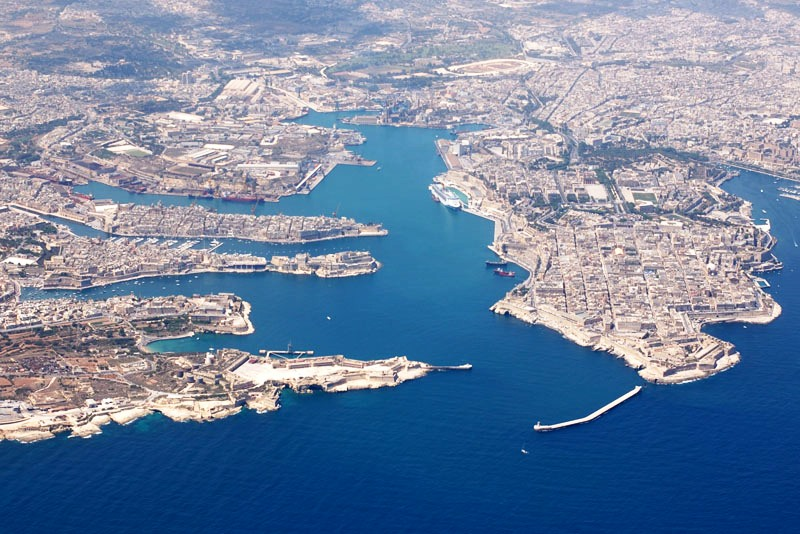 Grand Harbour | Maltese History & Heritage