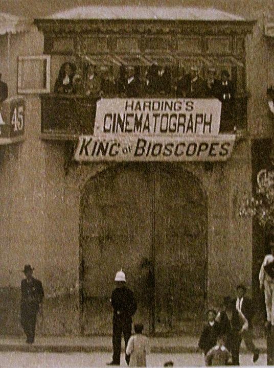 Harding Cinematograph1