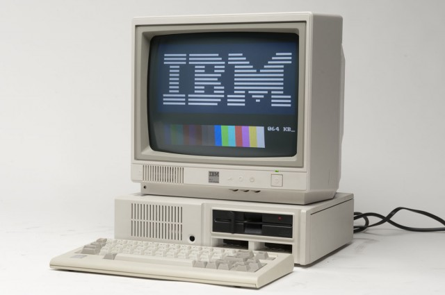 IBM Personal Computer model 5150 12081981