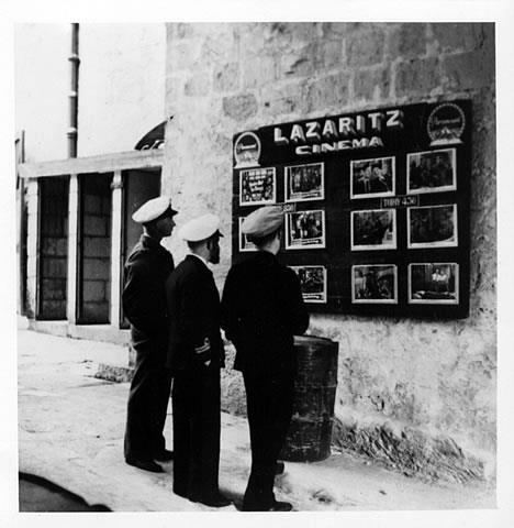 Lazaritz Cinema Manoel Isl