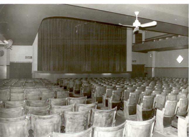 Lower Savoy Cinema - Valletta