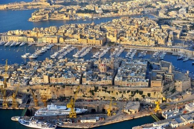 Malta-Shipyard