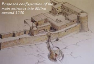 Mdina 1530-1
