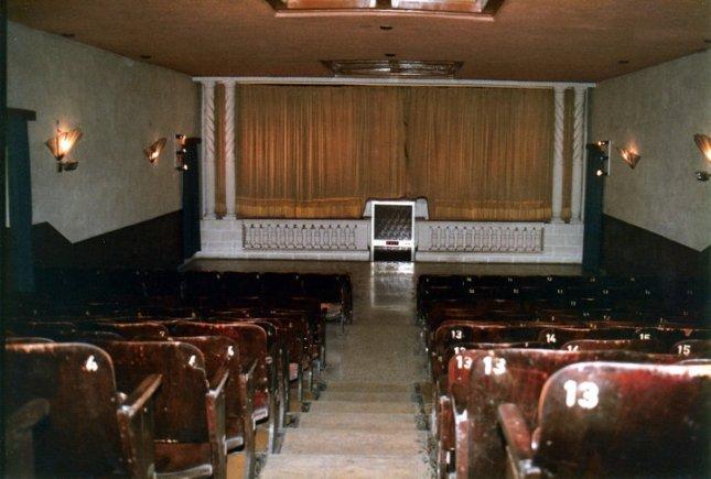 Tal Lira Cinema 77