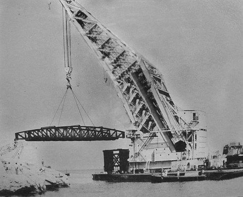Old Harbour Bridge