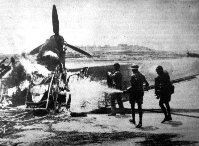san niklaw runway crash