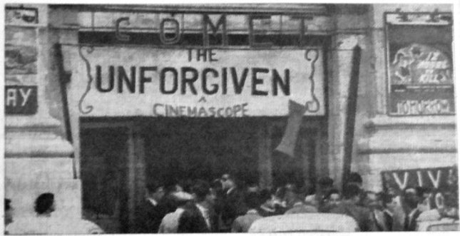 The Comet Cinema in Floriana(later ABC) in 1961