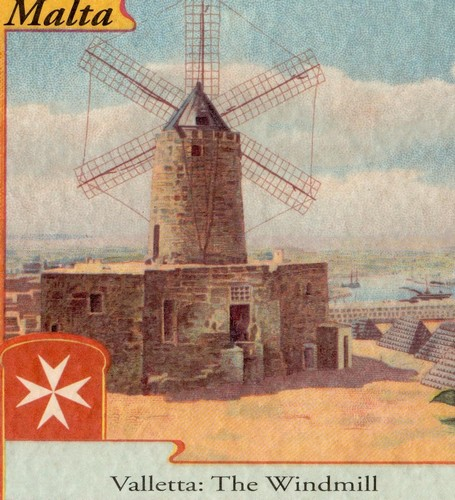 Valletta St Michael Hastings- Mill 2c - 1880