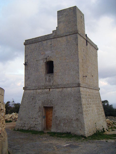 Wardija_tower