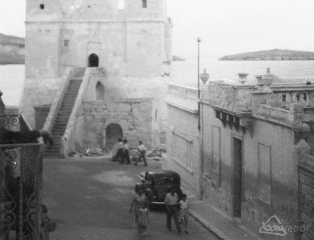 Wignacourt Tower 1950