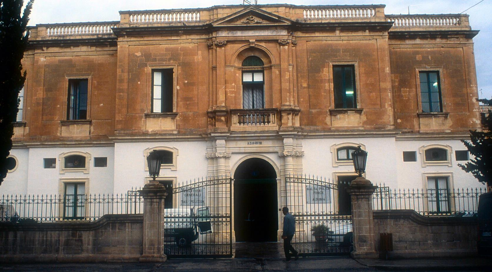 Civil Hospitals In Malta Maltese History Heritage