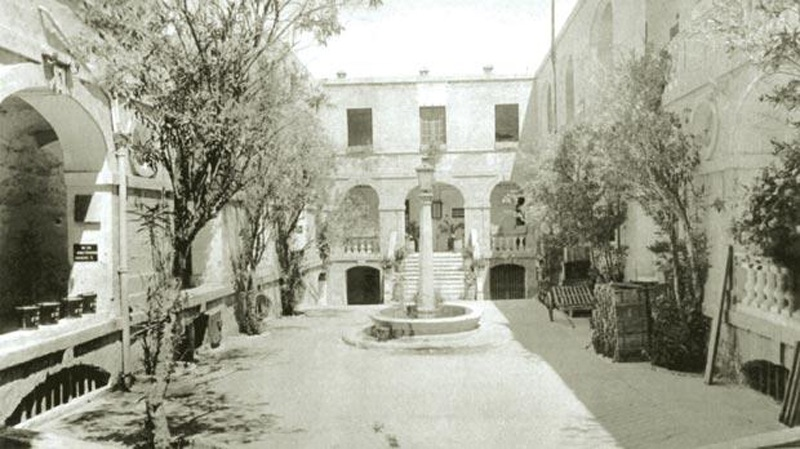 Hospices For The Elderly Maltese History Heritage