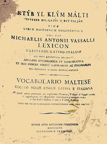 Lexicon_-_Vassalli_-_1796