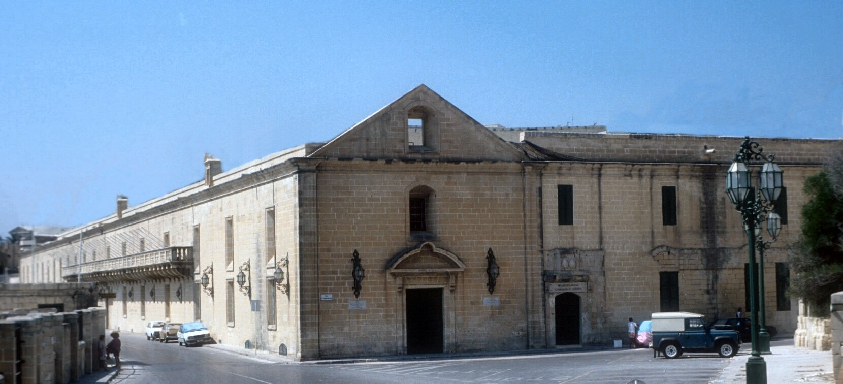 The Sacra Infermeria | Maltese History &