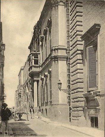 Admiralty House Malta 1892