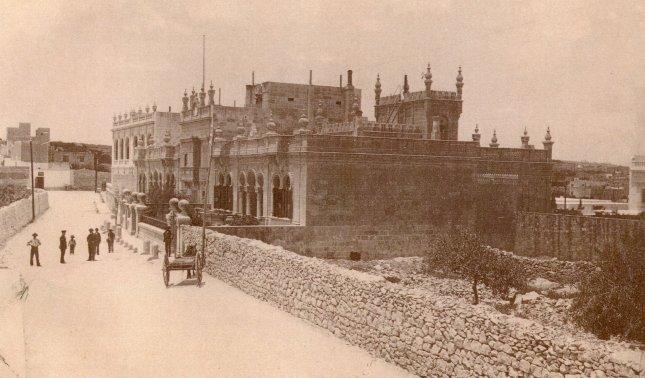 EG Rudolphe Street in 1880