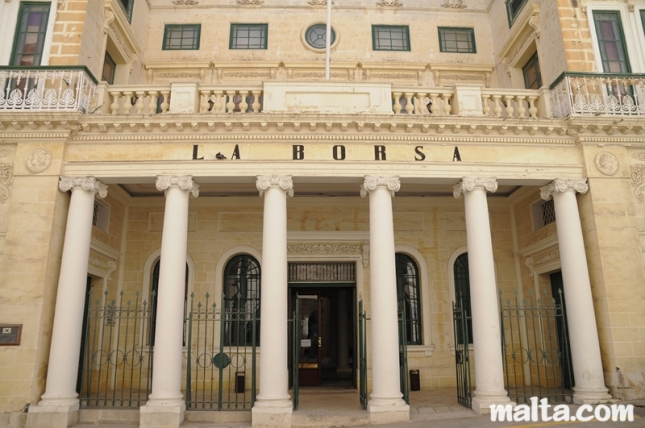 la-borsa-in-valletta