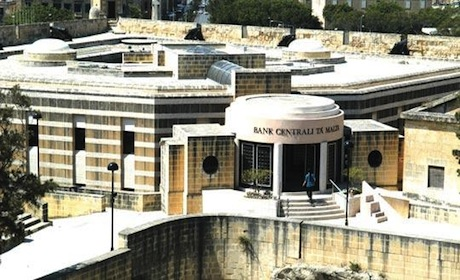re central_bank_malta