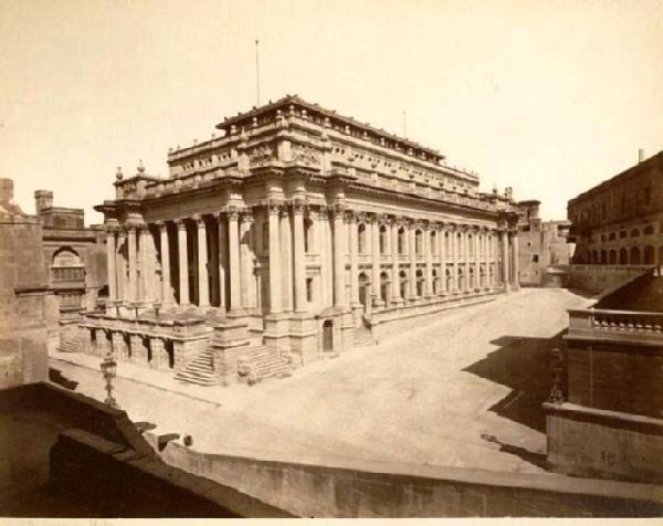 Some Houses In Valletta Maltese History Amp Heritage