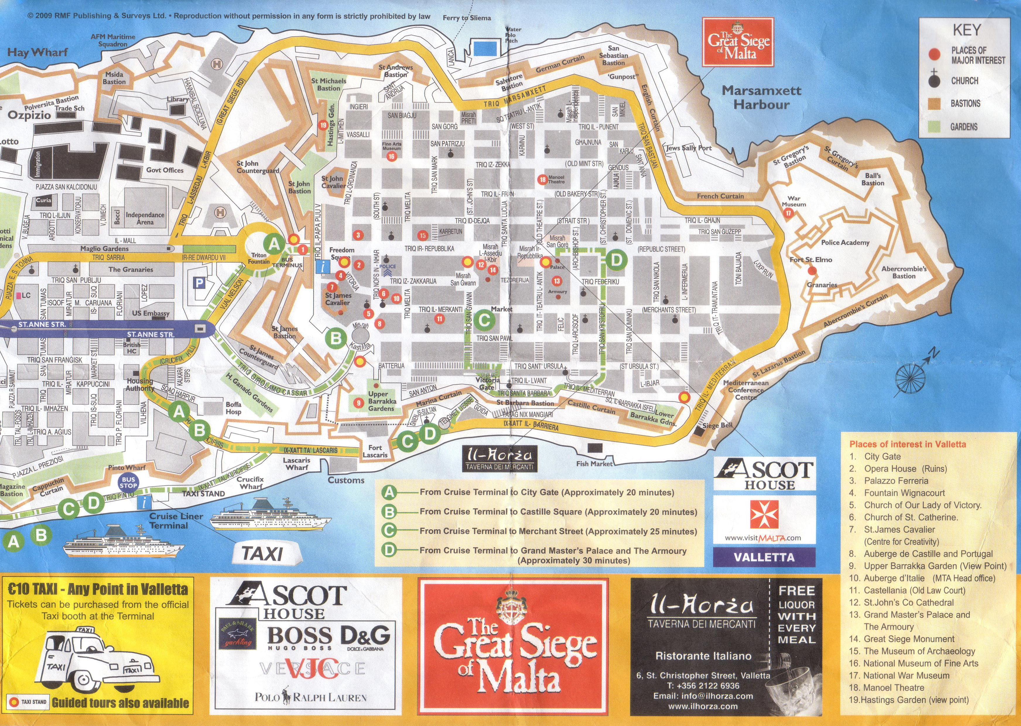 valletta maltese history heritage. Black Bedroom Furniture Sets. Home Design Ideas